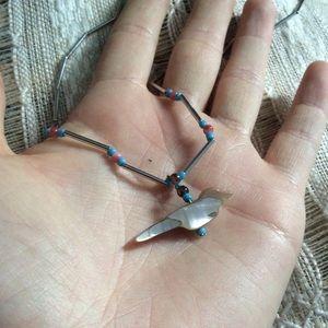 Sea shell 🐚 Birdie Necklace